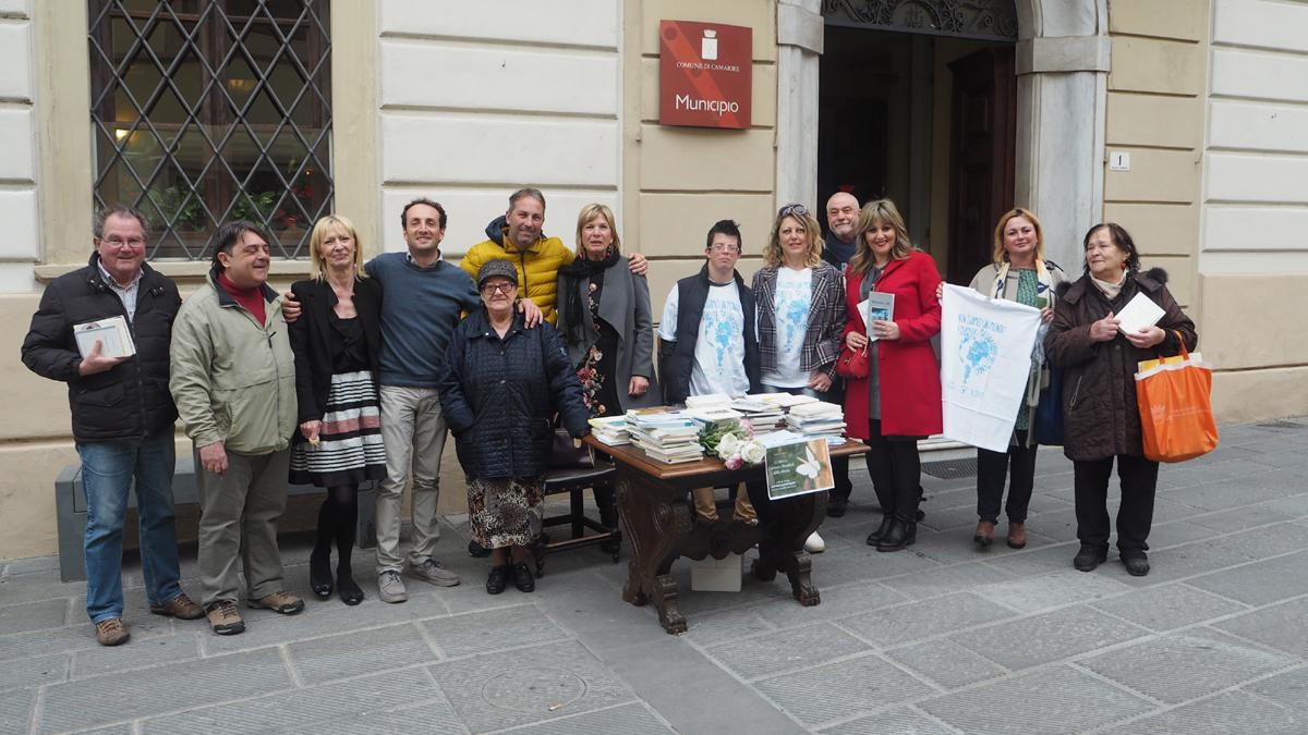 giornata mondiale della poesia - foto gruppo di distribuzione