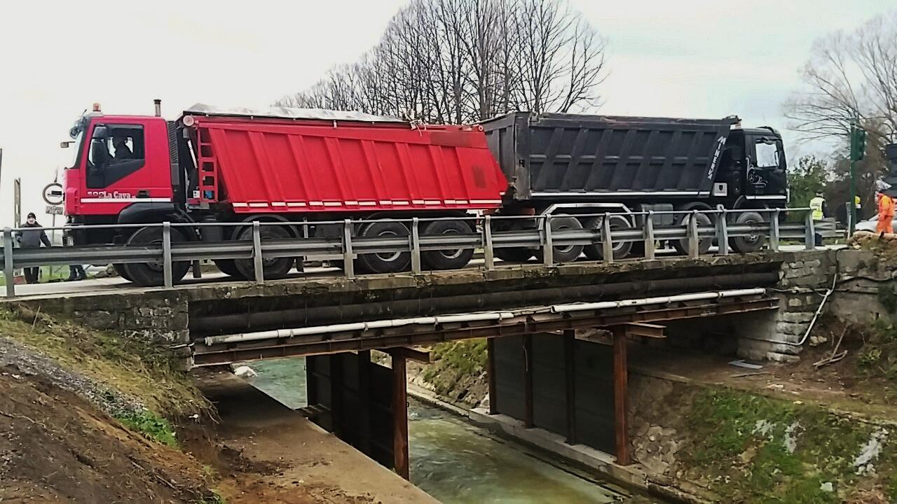 Viabilità: riapre a doppio senso di marcia il Ponte di Sasso