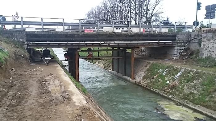 Giovedi' 25 gennaio le prove di carico sul Ponte di Sasso - provvedimenti di viabilità