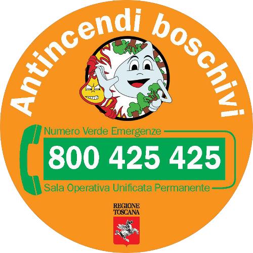 Abbruciamento di residui vegetali - Periodo a rischio di incendio dal 1° luglio al 31 agosto 2020