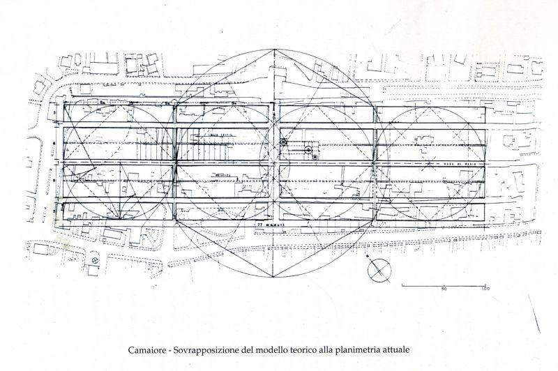 """Il centro storico di Camaiore e la creazione della """"Terranuova"""""""