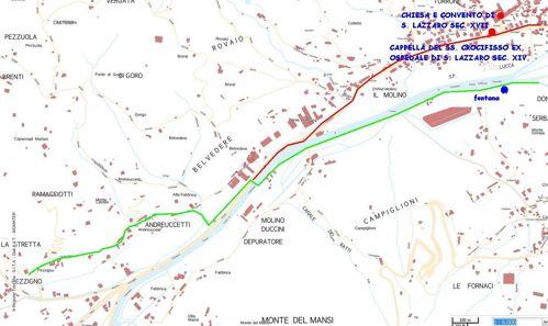 tratto 3 mappa