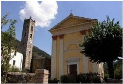 TRATTO 6 - CHIESA DI S. PIETRO A NOCCHI