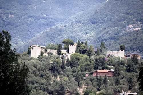 tratto 1 castello di Rotaio