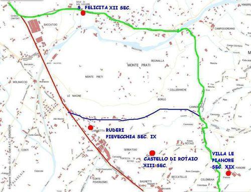tratto 1 mappa
