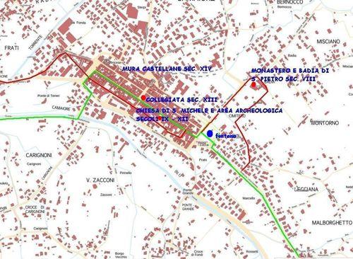 tratto 4 mappa
