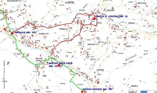 tratto 5 mappa