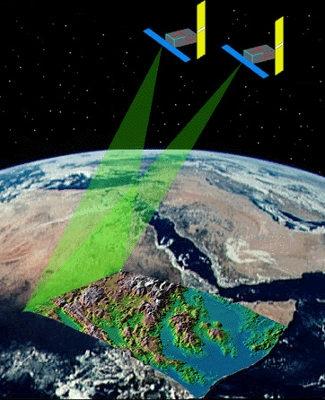 Attivazione sistema satellitare di controllo del territorio