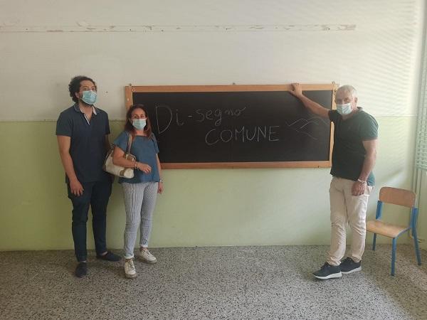 Iniziati i lavori alla ex-scuola di Valpromaro