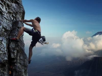 Climbing itineraries
