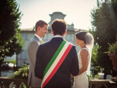 Getting Married in Camaiore