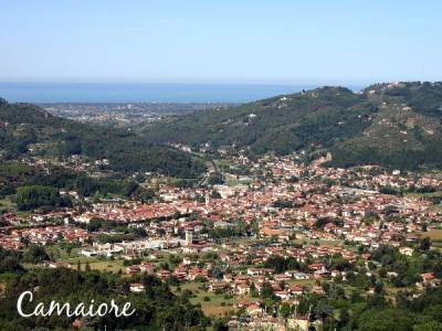 POSTCARD FROM CAMAIORE