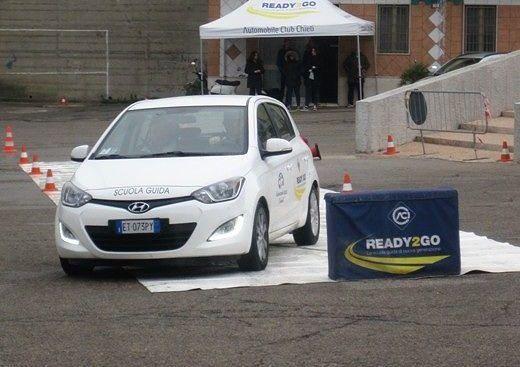 A Camaiore arriva il driving test firmato ACI