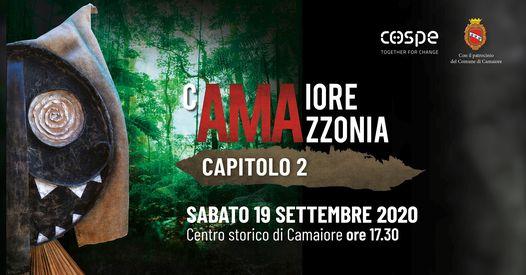Camaiore-Amazzonia capitolo 2: il 19 settembre a Camaiore