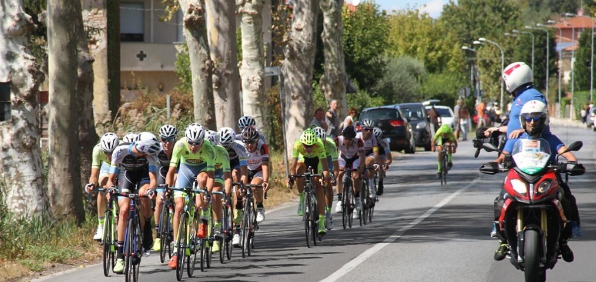 Dal 26 al 30 giugno i Campionati Italiani di ciclismo Under 23, allievi e juniores