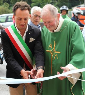 Intitolazione piazza Don Florio Favilla - sabato 14 la cerimonia