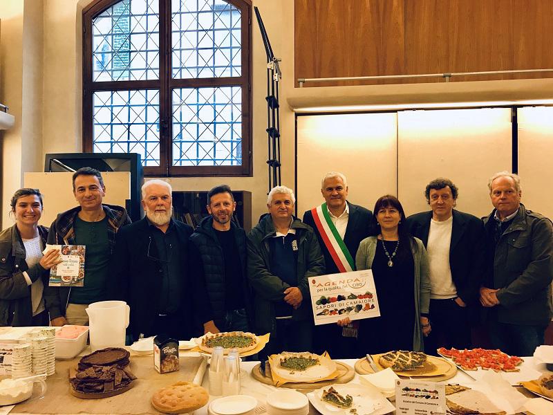 Sapori di Camaiore all'Accademia dei Georgofili di Firenze