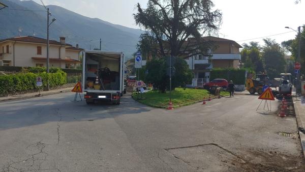 Partita l'installazione di 33 nuovi punti luce nel Comune di Camaiore