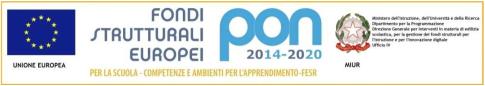 Avviso pubblico per gli interventi di adeguamento e di adattamento funzionale degli spazi e delle aule didattiche in conseguenza dell'emergenza sanitaria da Covid-19 - Fondi Strutturali Europei PON 2020