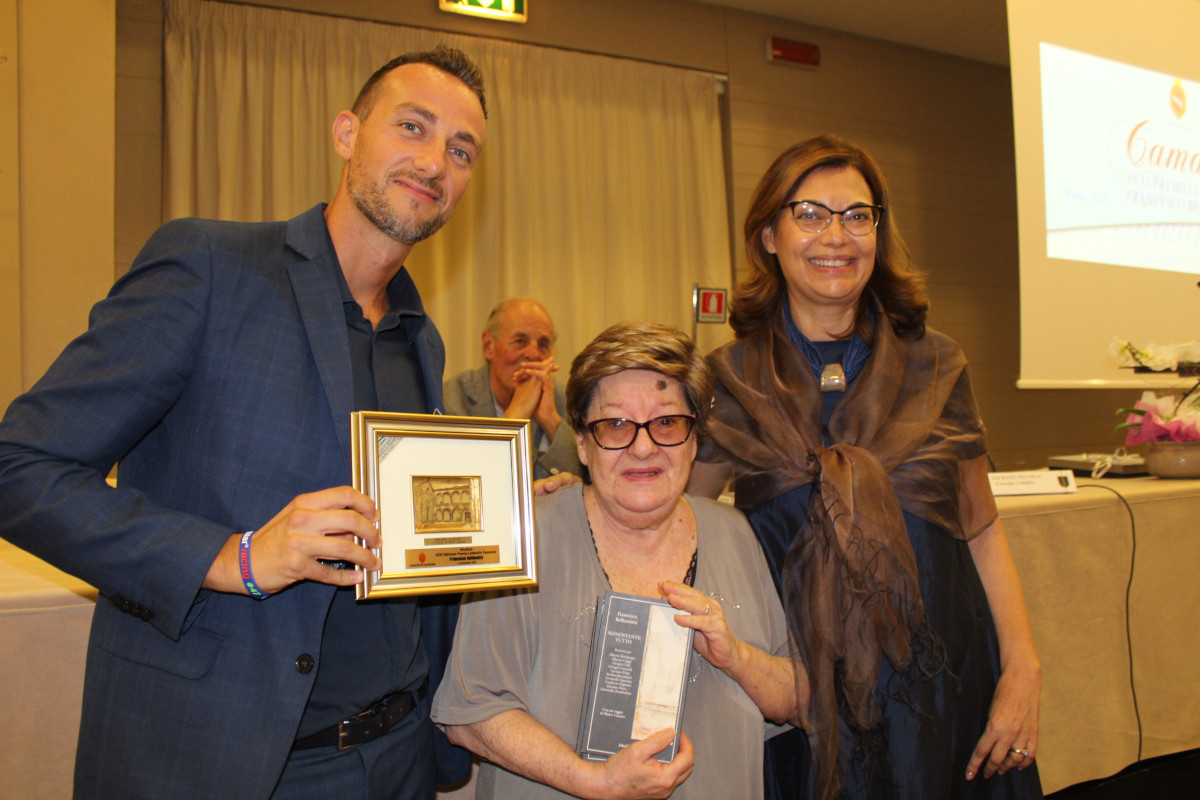 Giovanna Rosadini è la vincitrice del XXXI Premio Letterario Camaiore - Francesco Belluomini
