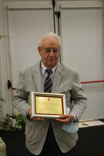 Ottavio Rossani è il vincitore del XXXII Premio Letterario Camaiore - Francesco Belluomini