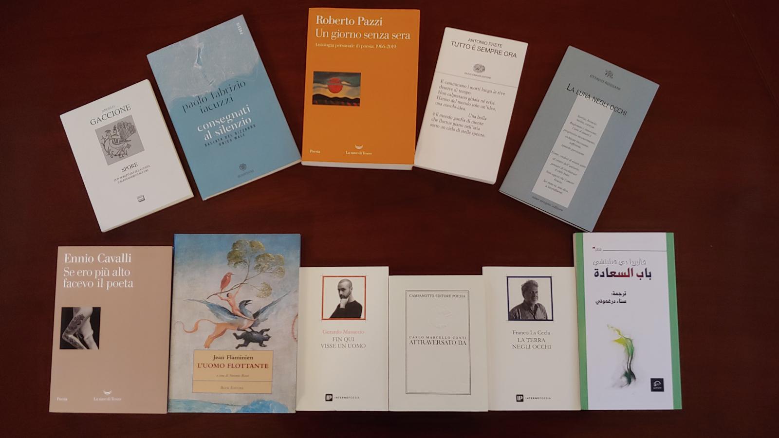 Annunciata la rosa dei 5 finalisti del XXXII Premio Letterario Camaiore - Francesco Belluomini
