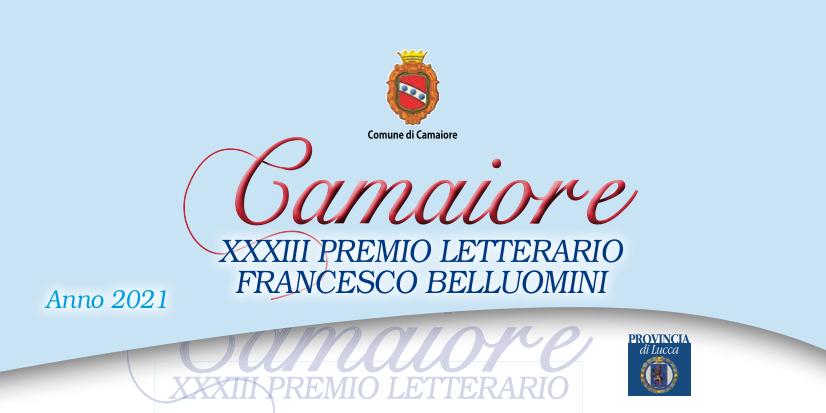 Pubblicato il bando di partecipazione per il XXXIII Premio Letterario Camaiore - Francesco Belluomini 2021