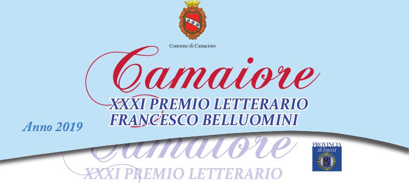 Serata finale del XXXI Premio Letterario Camaiore - Francesco Belluomini