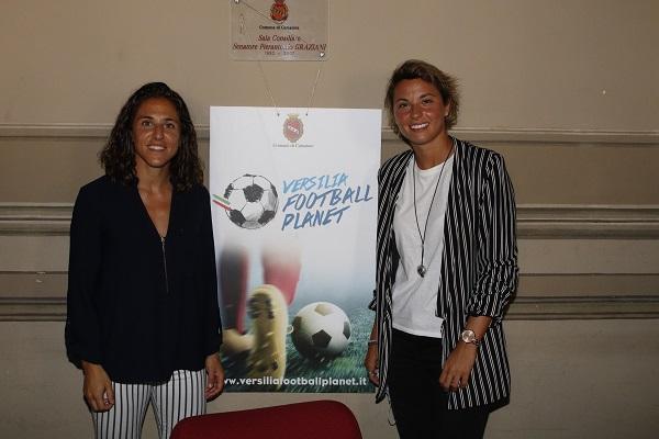 Presentata la 3° edizione del Versilia Football Planet