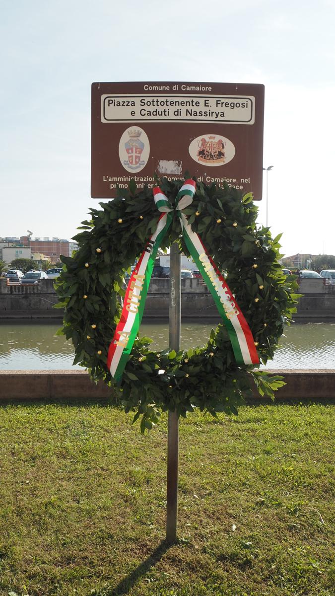 Commemorazione caduti di Nassirya - 12 novembre 2019