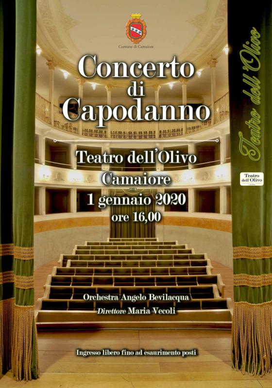 Concerto di Capodanno dell'Orchestra Filarmonica Angelo Bevilacqua