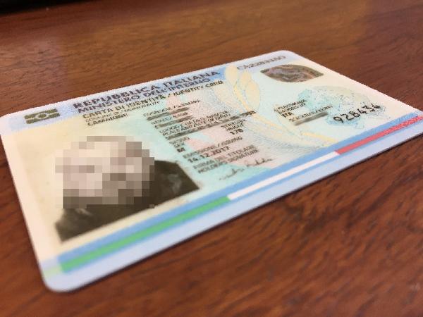 Proroga fino al 31 agosto 2020 della validità dei documenti di riconoscimento e di identità scaduti a partire dal 31 gennaio 2020