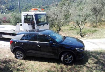 Rubata un'auto a una cittadina russa: la Polizia Municipale la ritrova il giorno dopo