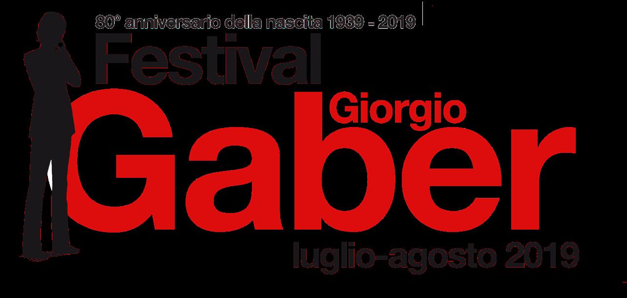 """Festival Gaber 2019 - al via il 5 luglio con """"Le strade di notte"""""""
