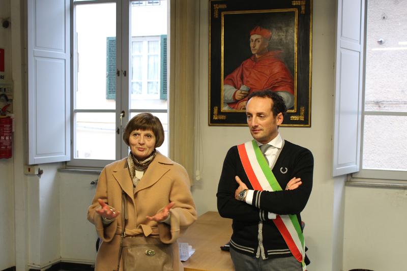 Intitolata Sala Studio Biblioteca comunale a Paolo Cecchini