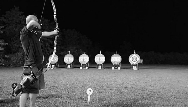 Campionati regionali di tiro con l'arco a Lido di Camaiore l'11 e 12 settembre 2021