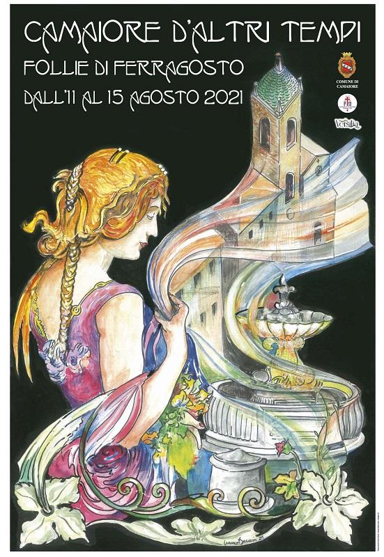 Giulietta e Romeo all'interno di Camaiore d'altri tempi - giovedì 12 agosto in Piazza S. Bernardino da Siena