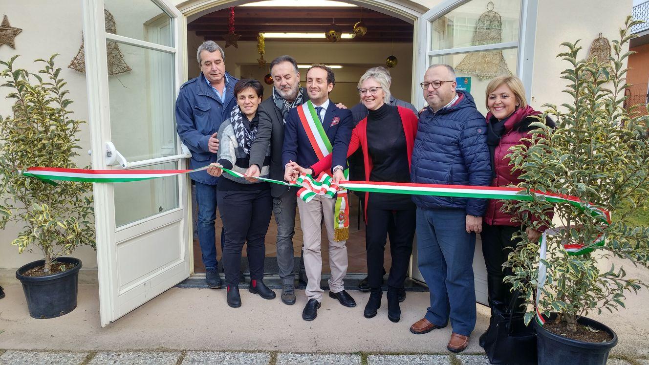 Inaugurato il nuovo Centro Anziani al Cascinale Mariotti