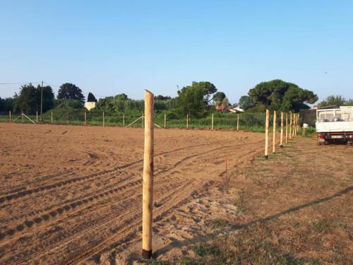 Iniziati i lavori di realizzazione di 44 orti urbani al Magazzeno