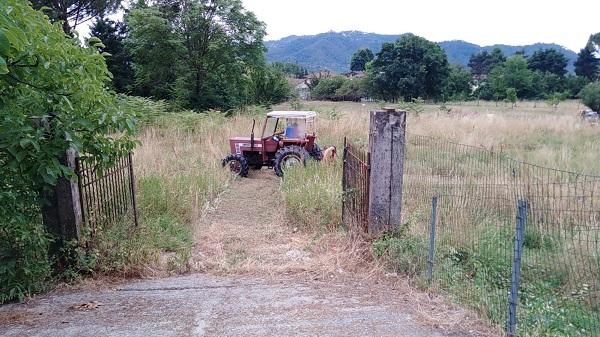 Parcheggio temporaneo a Vado per i residenti di via di Mezzo e via Nardi durante i lavori