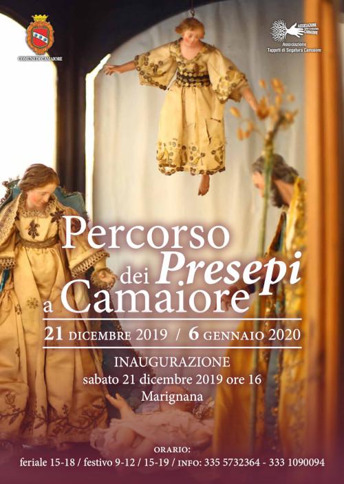 Percorso dei Presepi 2019: il 21 dicembre inaugurazione a Marignana