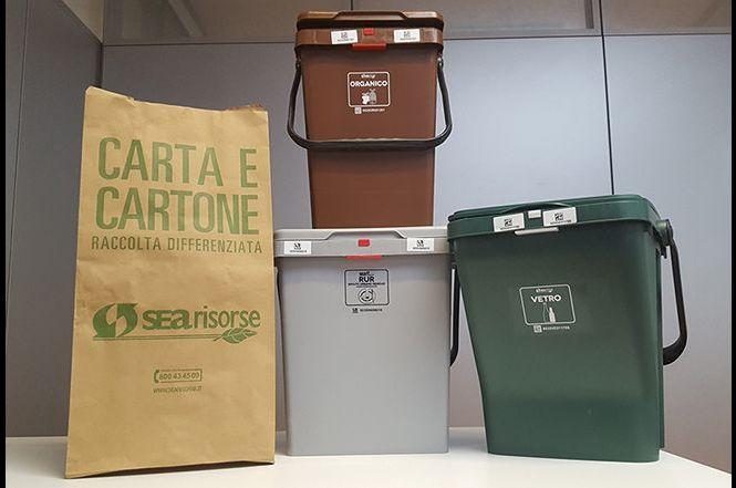 Estensione porta a porta a Montebello e Ponte di Sasso dal 3 settembre 2018
