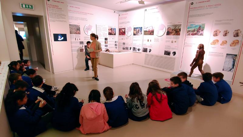 """""""La condizione della donna nella storia"""": percorsi al Civico Museo Archeologico con le scuole"""