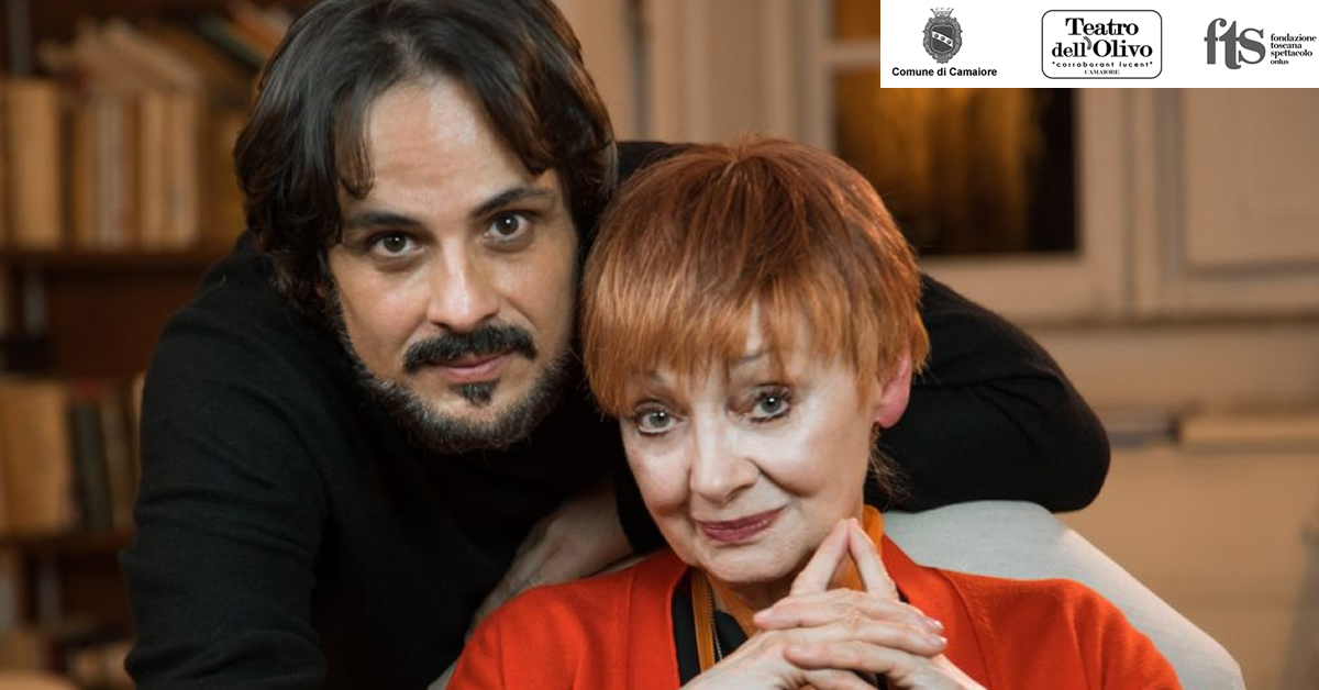 """Milena Vukotic in """"Un autunno caldo"""" al Teatro dell'Olivo il 15 gennaio"""