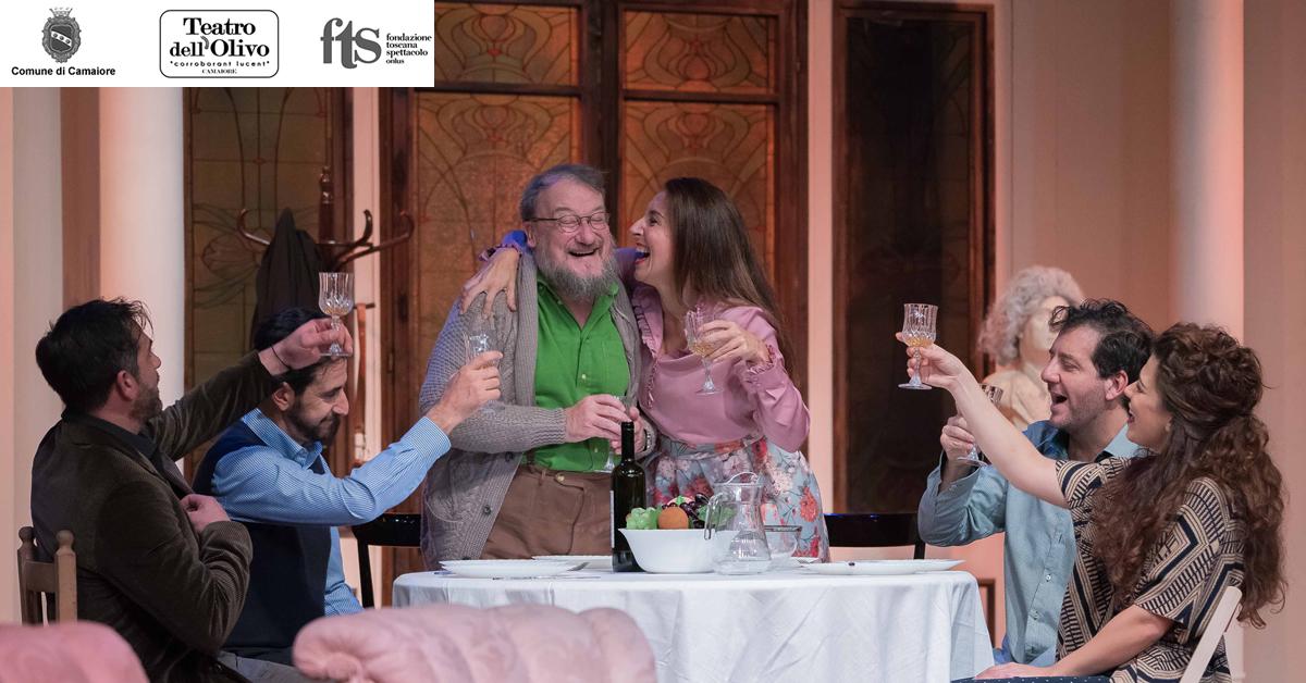 """""""La casa di famiglia"""" al Teatro dell'Olivo il 12 febbraio"""
