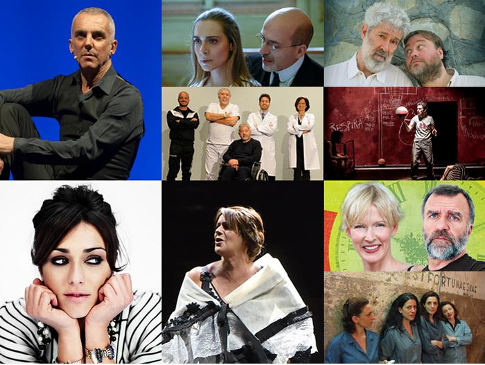 Presentata la stagione del Teatro dell'Olivo 2018/19