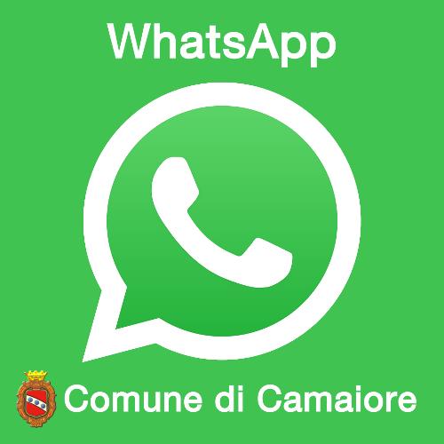 """Al via il servizio informativo """"WhatsApp Comune di Camaiore"""""""